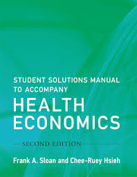 health economics the mit press