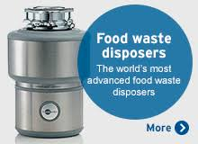 InSinkErator Australia - Kitchen sink food waste disposer