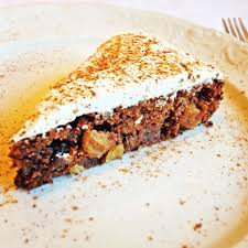 carrot cake with walnut flour flourless u0026 dairyfree