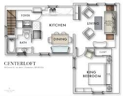 Floor Plan U2013 Centerloft