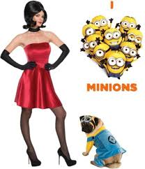 Halloween Costumes Girls Scary 25 Minion Halloween Costumes Ideas Diy