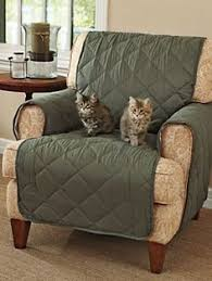 Pet Chair Covers Sure Fit Microfiber Non Slip Loveseat Pet Cover Furniture