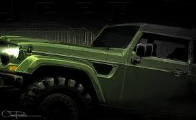 Jeep Reveals Seven Crazy Concepts For 50th Annual Easter Safari
