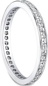 baguette wedding band jeff cooper square baguette diamond wedding band r3304e
