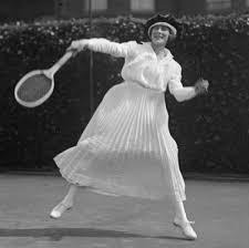 wimbledon 2015 tennis fashion through the years
