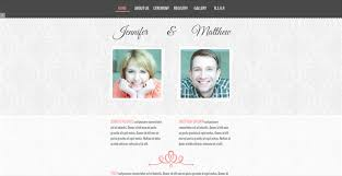 save the date website 25 exles of beautiful wedding invitation websites of