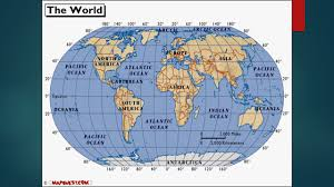 What Do Maps Use To Indicate The Cardinal Directions Parts Of The Map What Is Geography Geography The Study Of