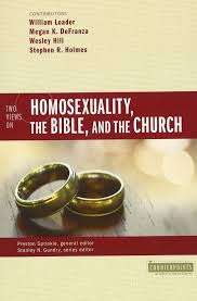 two views on homosexuality the bible and the church