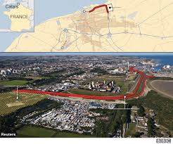 Calais France Map by Calais U0027jungle U0027 France Urges Uk To Take More Children Bbc News
