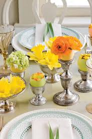 How To Set A Casual Table by Spring Table Settings And Centerpieces Southern Living
