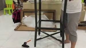 Fabrikor Hack by First Timelapse Video Setting Up Ikea Glass Shelf Youtube