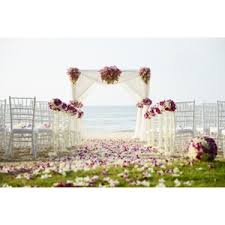 wedding arches meaning wedding arch of purple flowers white and purple orchids