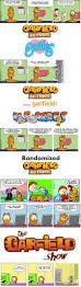 garfield and friends mezzacotta square root of minus garfield