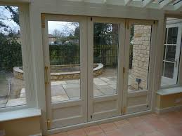 Patio Doors Vs French Doors by Bi Fold Doors Hardwood U0026 Aluminium Concertina Doors