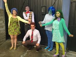 inside out costumes best 110 images on celebrations and events