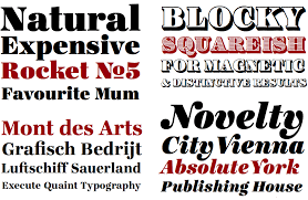 resume modern fonts exles of idioms in literature fonts typefaces and all things typographical i love typography