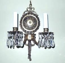Chandelier Sconce Chandelier Wall Sconces Chandelier Style Wall Sconces Hice Co