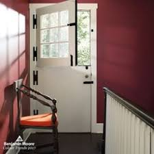2017 color trends light walls 2017 and orange chairs