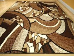 5 8 Area Rugs Beige Modern Rug 5 8 Area Rugs Contemporary Brown Regarding