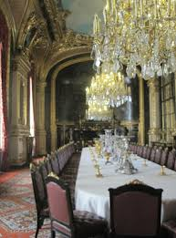 Grand Dining Room Architect Design Louvre Apartments Of Napoleon Iii
