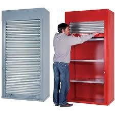 Roller Door Cabinets Heavy Duty Roller Shutter Cabinets 2m H X 1m W X 500mm D