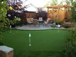 Artificial Backyard Putting Green by Backyard Putting Green Artificial Turf Google Search Exteriors
