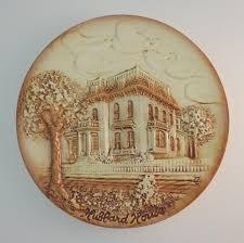 hubbard house sandon plate blue earth county historical society