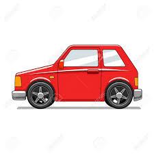 car toy clipart red toy cartoon hand drawn car vector illustration royalty free