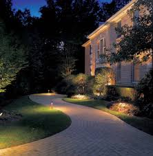 Brightest Solar Landscape Lighting - living room 22 landscape lighting ideas diy intended for