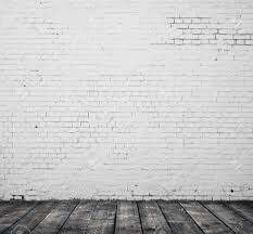 brick wall and wooden floor stock photo picture and royalty free