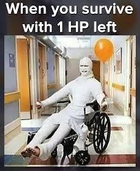 I Need An Adult Meme - gaming meme running around screaming i need healing steemit
