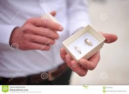 wedding rings in box rings in a box