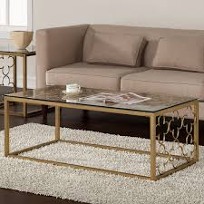 Glass Coffee Table Set Coffee Table Inspiration Design Furniture Glass And Gold Coffee