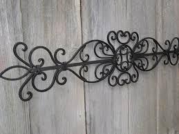 decorative wrought iron wall decor and art pickndecor com