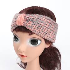 knot headband online shop kids knit crochet turban headband warm knot