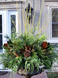 Outdoor Christmas Decorations Urns by Gorgeous Christmas Urns Omg Lifestyle Blog