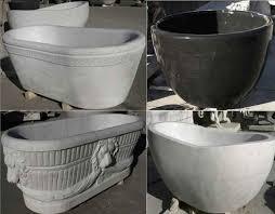 Round Bathtub 2016 Black Bathtub Marble Round Bathtub Factory Price