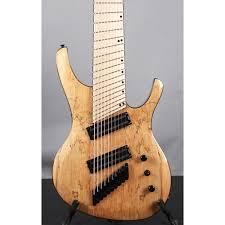 fanned fret 6 string bass halo octavia 10 string 32 28 multi scale halo single saddle