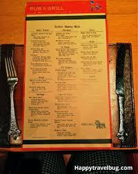 cocktail menu at nobu in las vegas menus pinterest menu