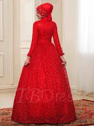 wedding dress maroon maroon mermaid wedding dress muslim es online sale tbcom bridal