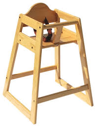 foundations wood high chair contemporary high chairs and