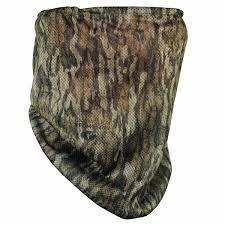 mossy oak mesh half mask