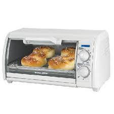 Black Decker 6 Slice Toaster Oven Black U0026 Decker Tro420 White Toast R Oven Classic Toaster Oven