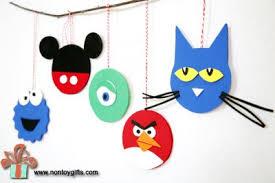 craft foam ornaments family crafts