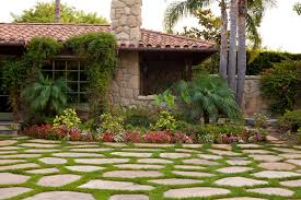 Down To Earth Landscaping by Landscaping Ideas For Creating Curb Appeal Santa Barbara Down