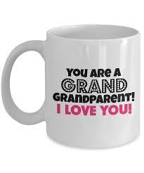 gifts for senior citizens senior citizen mug you are a grand grandparent i you new