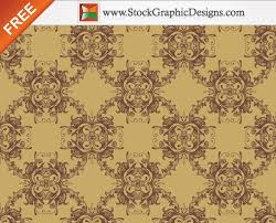 free ornament seamless pattern vector free vector