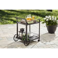 Dining Room Serving Cart by Serving Carts U0026 Coolers Walmart Com