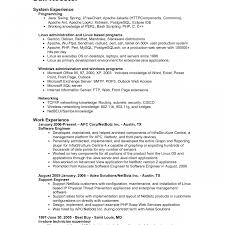 front office sle layout how to write engineering resume image of network engineer sle for