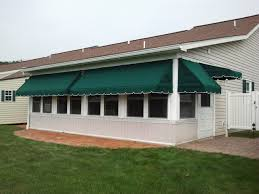 residential porch awnings gallery kreider u0027s canvas service inc